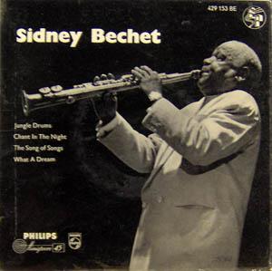 BECHET, SIDNEY - Jungle Drums - 45T x 1