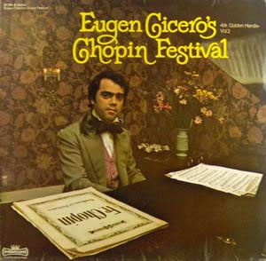 CICERO, EUGEN - Chopin Festival - LP