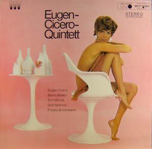 EUGEN CICERO QUINTETT - Eugen-Cicero-Quintett - LP
