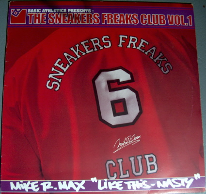 The Sneakers Freaks Club Vol 1