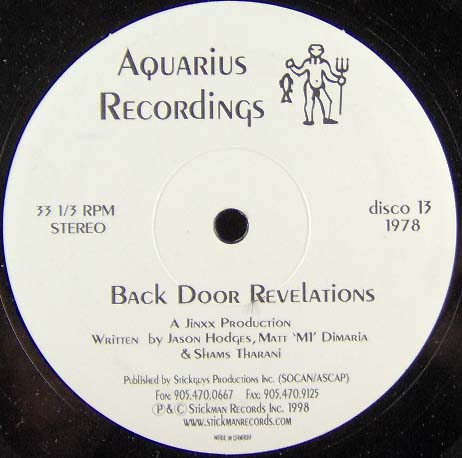 Back Door Brevelations