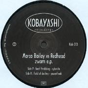 BAILEY, MARCO & REDHEAD - Zwam EP - 12 inch x 1