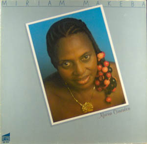 MAKEBA, MYRIAM - African Convention - LP