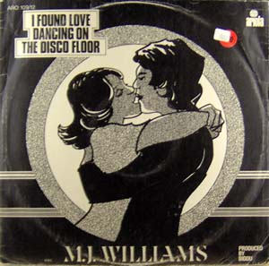 I Found Love Dancing On The Disco Floor