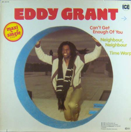 Eddy Grant Caminando Sobre El Sol Walking On Sunshine