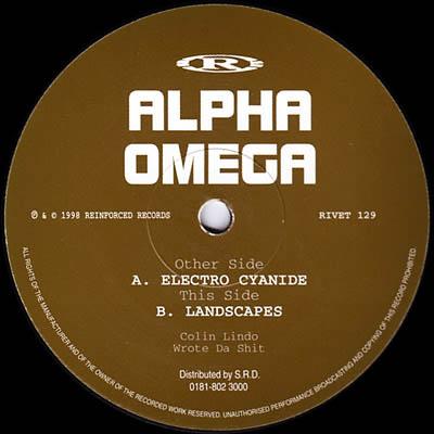 Alpha Omega - Decade 303