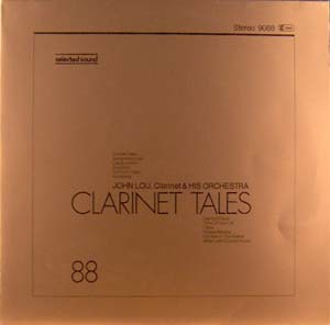 Clarinet Tales