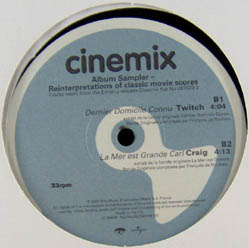 Cinemix Album Sampler