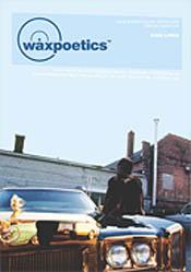 WAXPOETICS - Wax Poetics Issue 11 - Magazine