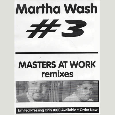 3 - Masters At Work Remix