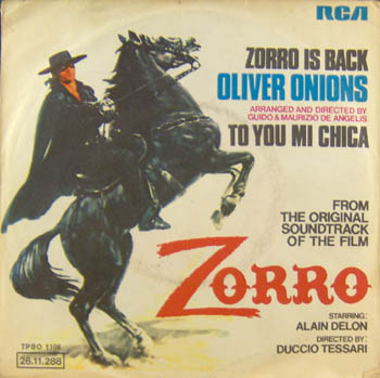Zorro Is Back