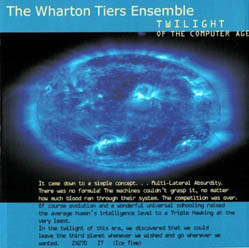 Wharton Tiers Ensemble, The