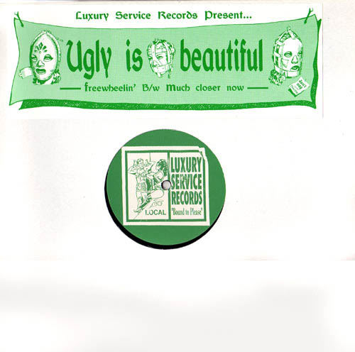 Ugly Is Beautiful