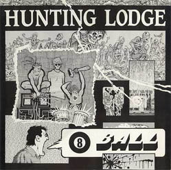 HUNTING LODGE - 8-Ball - LP