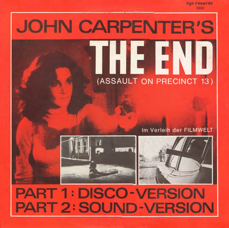 The Music Of John Carpenter