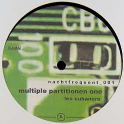 Multiple Partitionen One