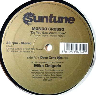 Mondo Grosso Everything Needs Love Remix