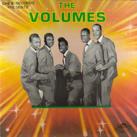 Chex Records Presents The Volumes