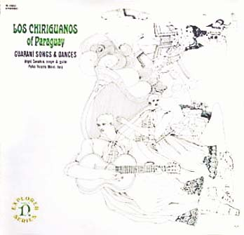 Guarani Songs And Dances