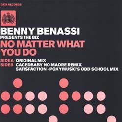 Benny Benassi* Benny·vs David Bowie* Bowie - DJ