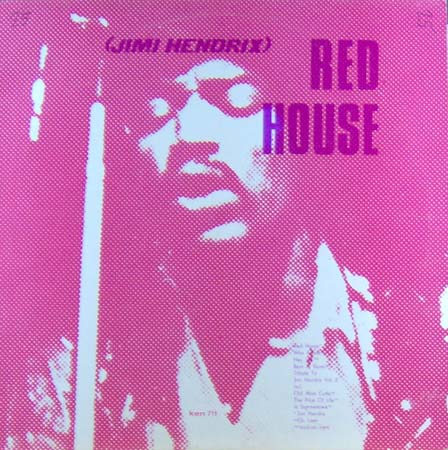 Red House Tribute To Jimi Hendrix Vol Vi