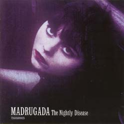 MADRUGADA - The Nightly Disease - LP x 4