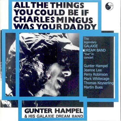 Gunter Hampel - Dances (Paris 1969)