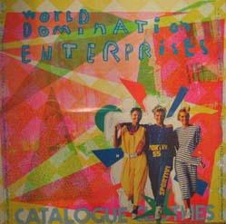 world domination enterprises discography
