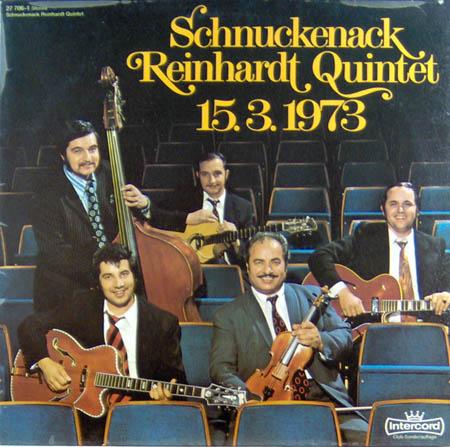 Schnuckenack Reinhardt