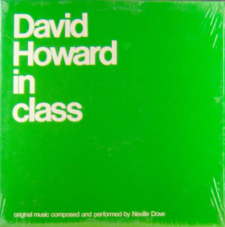 David Howard In Class