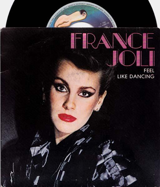 France Joli Feel Like Dancing