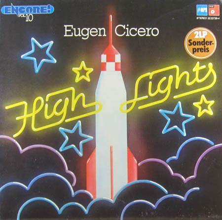 CICERO, EUGEN - Highlights - LP x 2