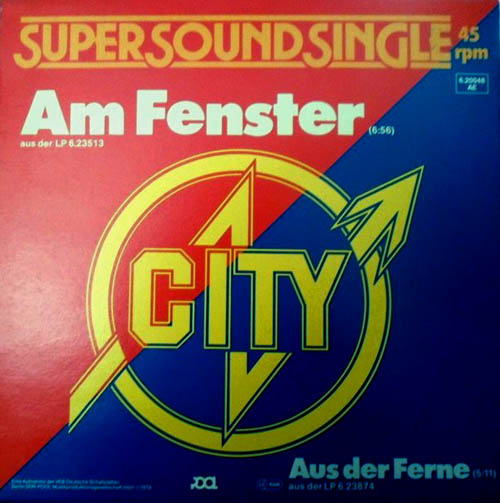 city am fenster vinyl records lp cd on cdandlp. Black Bedroom Furniture Sets. Home Design Ideas