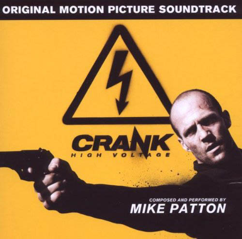 PATTON, MIKE - Crank High Voltage - CD