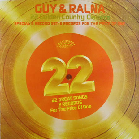 Guy and Ralna - Give Me That Old Time Religion