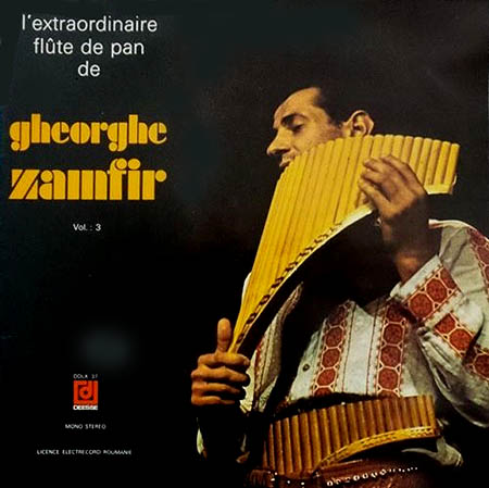 Gheorghe Zamfir Records Lps Vinyl And Cds Musicstack