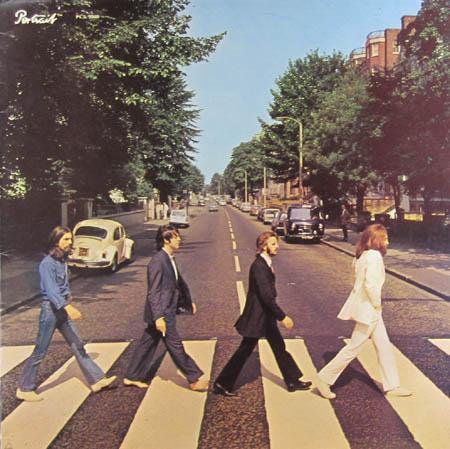 Beatles - Abbey Road Single
