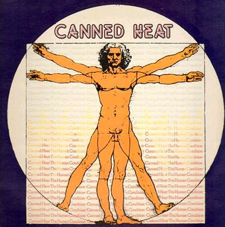 CANNED HEAT - Human Condition - 33T