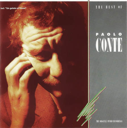 CONTE, PAOLO - The Best Of Paolo Conte - 33T