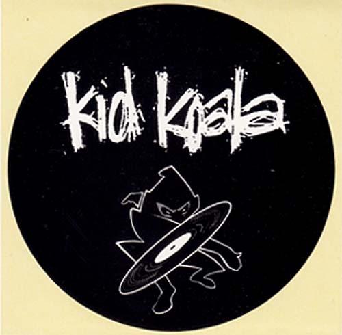 KID KOALA - Sticker - Autres