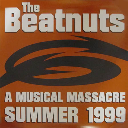 BEATNUTS, THE - A Musical Massacre - Poster - Poster / Display
