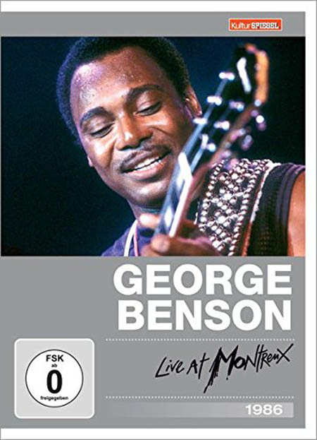 BENSON, GEORGE - Live at Montreux 1986 - DVD