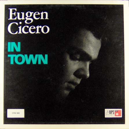 CICERO, EUGEN - In Town - LP